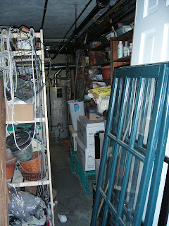 my basement project step 2 asbestos removal
