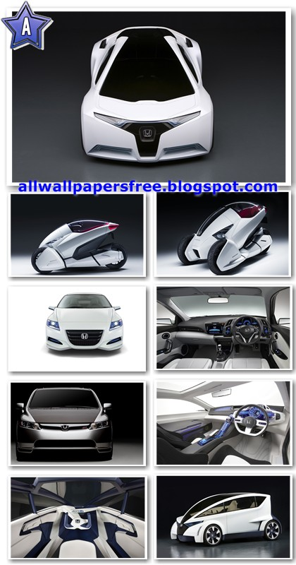 40 Amazing Honda Prototype Cars Wallpapers 1920 X 1200