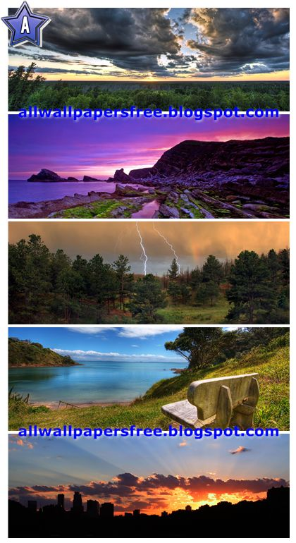50 Stunning Landscapes Dual Screen Wallpapers 2560 X 1024 [Set 1]