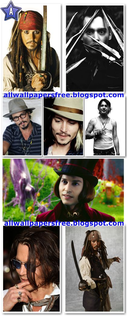 600 Johnny Depp HQ Pictures [Up to 7200 Px]