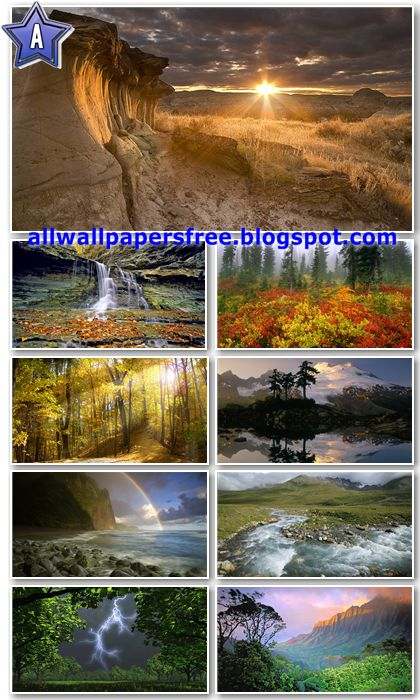 20 Amazing Nature Full HD Wallpapers 1080p [Set 21]