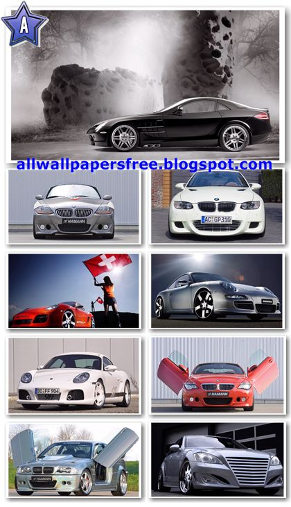 100 Amazing Cars Wallpapers Widescreen 1680 X 1050 [Set 4]