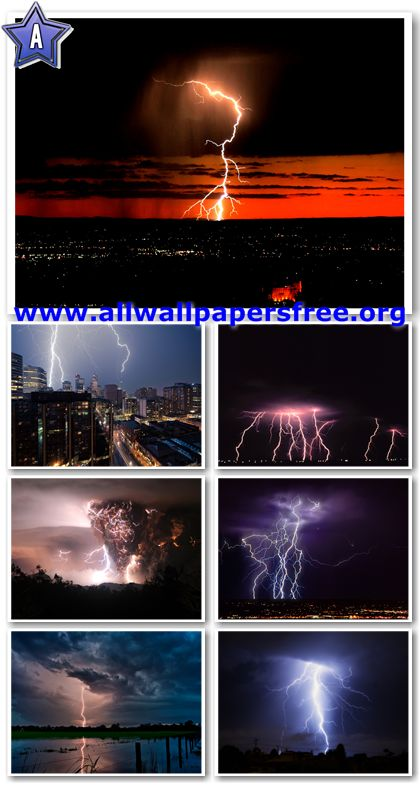 100 Impressive Lightning Pictures [Up to 4200 Px]