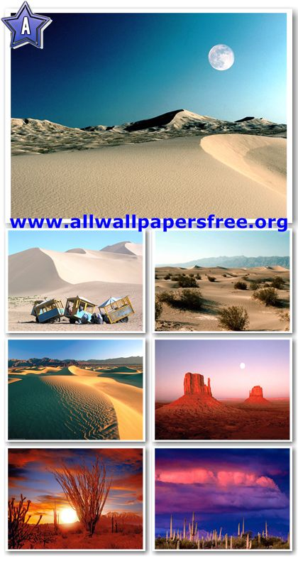 60 Awesome Desert Wallpapers 1600 X 1200