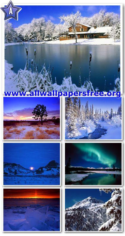270 Beautiful Winter Wallpapers 1600 X 1200