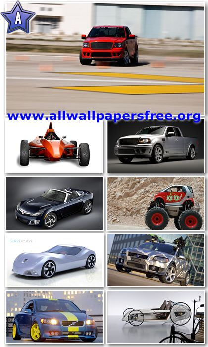200 Amazing Cars Wallpapers Full HD 1080p [Set 7]