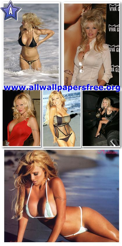 300 Sexy Pamela Anderson HQ Pictures [Up to 4200 PX] [Set 2]