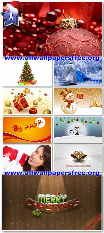 300 Beautiful Christmas Sony PSP Wallpapers 480 X 270