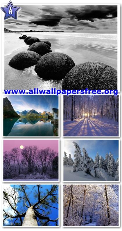 100 Impressive Nature Wallpapers 1600 X 1200 [Set 4]