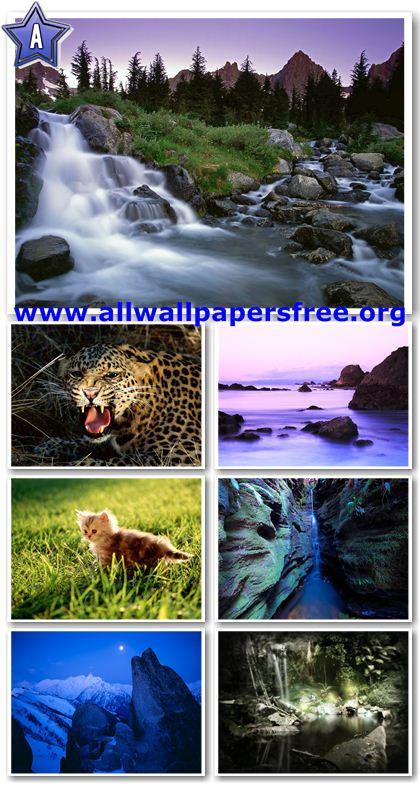 100 Impressive Nature Wallpapers 1600 X 1200 [Set 7]