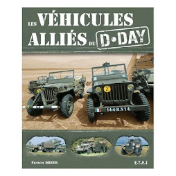Livre : les véhicules alliés du D-Day