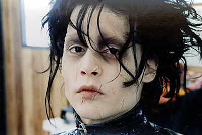 edward scissorhands smile