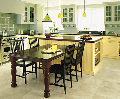 Christina Williams Bright Colorful Kitchens