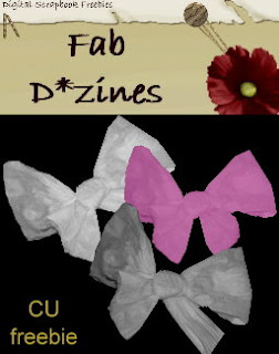 Crepe Paper Bows (Fab D*zines) Crepepaperbows