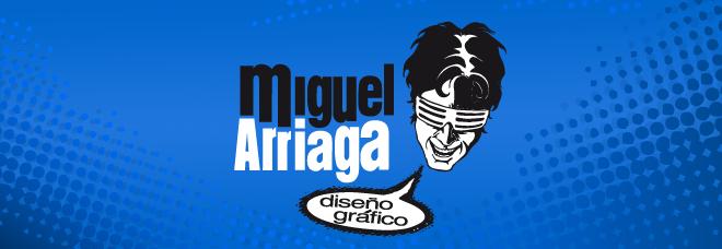 Miguel Arriaga Diseño Gráfico