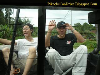 Panda & Ah Wei