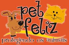 Site Petfeliz, dicas, curiosidades, vídeos e slides animais, frases e animais para adoção