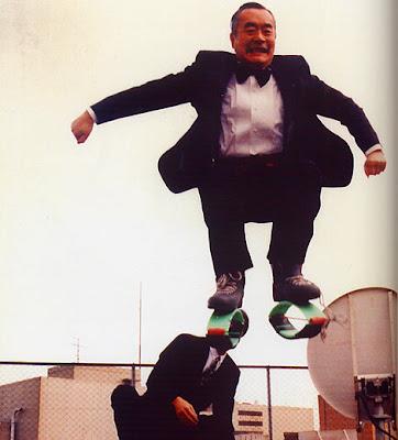Yoshiro Nakamatsu NakaMats Japanese inventor