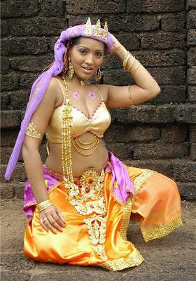 South Indian Actress Mehna Naidu Photo Gallery