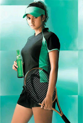 Spirit with Sania Mirza Photo Gallery Shoots