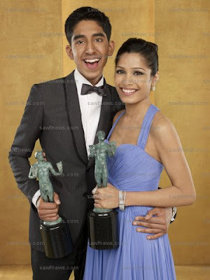Slumdog Millionaire star Freida Pinto may become the new Bond girl
