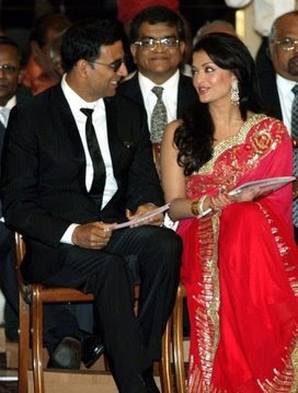 Padma Shri Awards Ceremony - Aishwarya Rai and Akshay Kumar Photo Collection