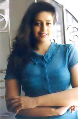 Tamil Actress Nagma has been associated with the Congress and my contest in the election