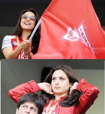Bollywood Actor and Actress participate at IPL Matches in South Africa