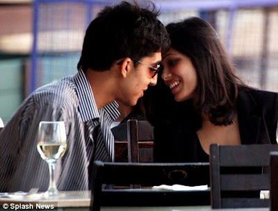Romantic Dating - Freida Pinto and Dev Patel
