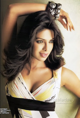 Priyanka Chopra is all excited about her role in director Vishal Bhardwaj's new movie Kaminey