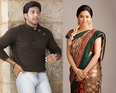 Young Tamil Actor Jayam Ravi is marrying his ladylove Aarthi on June 7 at Mayor Ramanathan Centre in Chennai