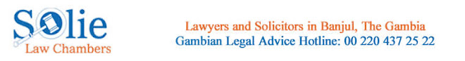 Attorneys &amp; Lawyers in Gambia