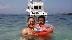 Día de Playa en Isla Larga