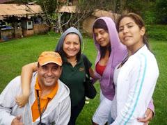 Terioteros en el Rancho AbuHanna