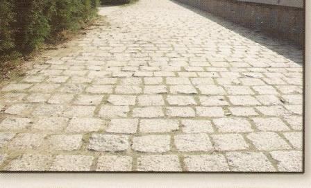 Solerias de granito granito pavimento granito gris for Granito para suelos precio