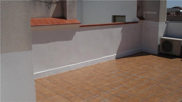 Impermeabilizar la terraza de la cubierta pintar terrazas enfoscar terrazas tejados y - Pintar terraza ...