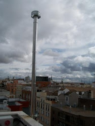 Chimeneas en Madrid