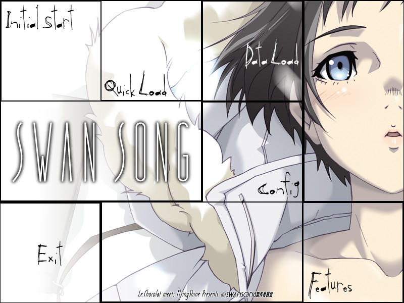 [Info Visual Novel] Swan Song