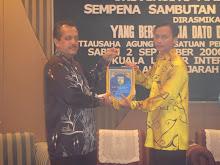 Perasmian Sambutan 50 Tahun PMIUM 2006