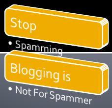 Twitter Buzz Spamming
