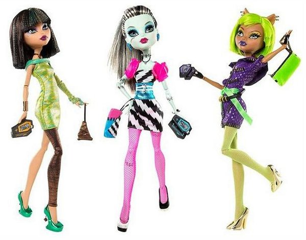 monster High Dawn of Dance!