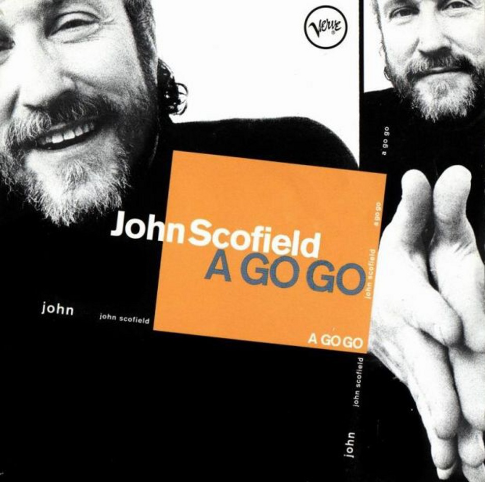 John Scofield   A Go Go