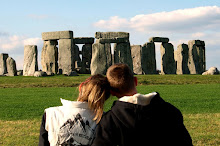 Stonehenge, in the middle of nowhere, UK, 2007