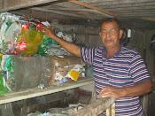 Ações do Projeto Viva-Verde em casa...