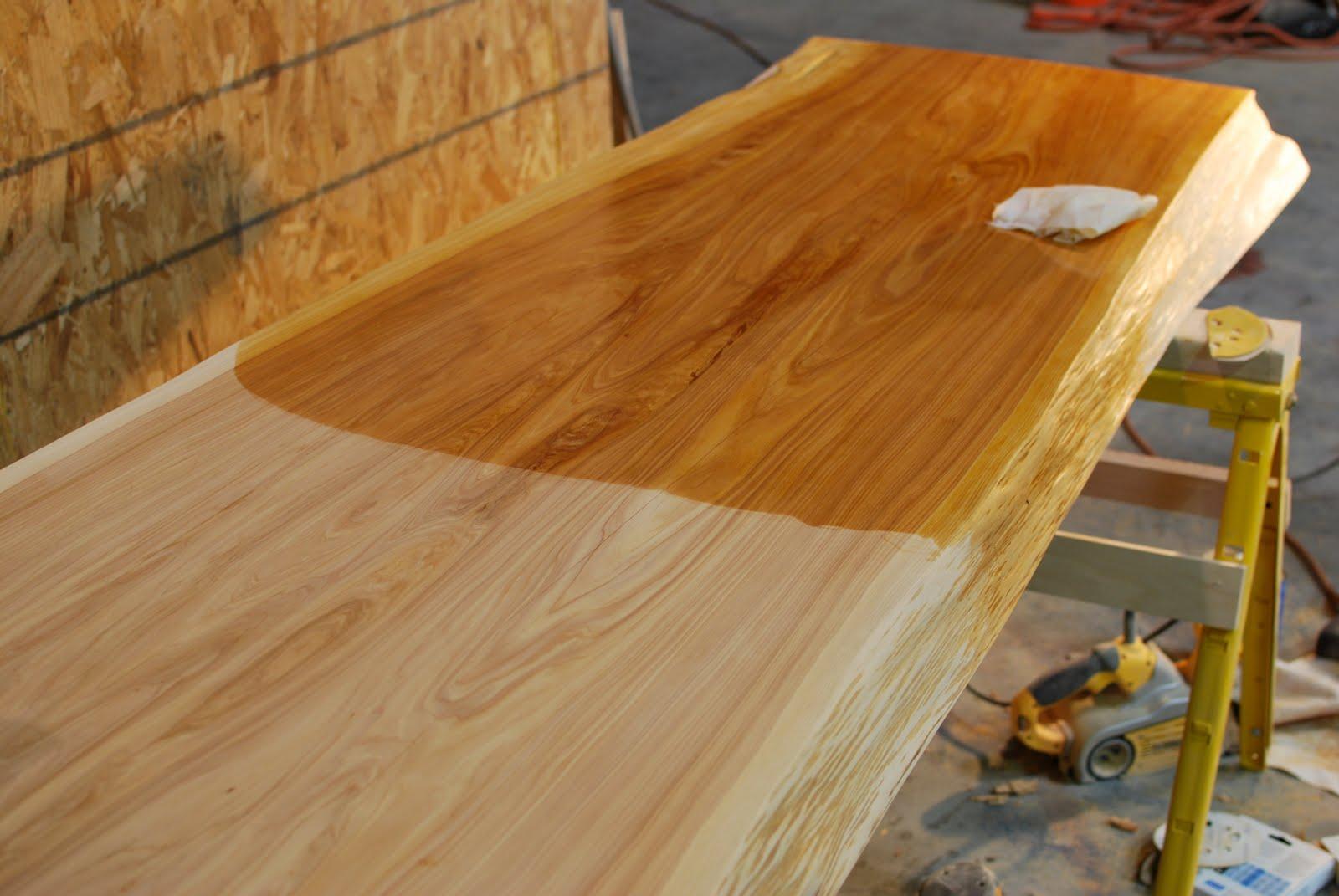Merveilleux Cypress Slab Bar Top