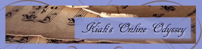 Kiah's Online Odyssey