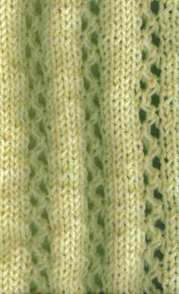 Knitting Stitches Glossary : jbarrett5: glossary and sample pictures of knit stitches