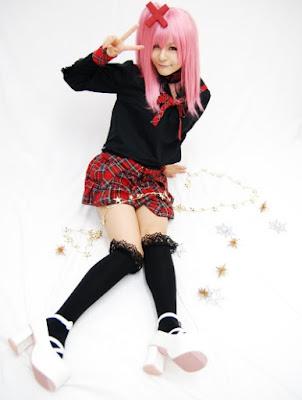 Cosplay Femme. Amu+Hinamori13