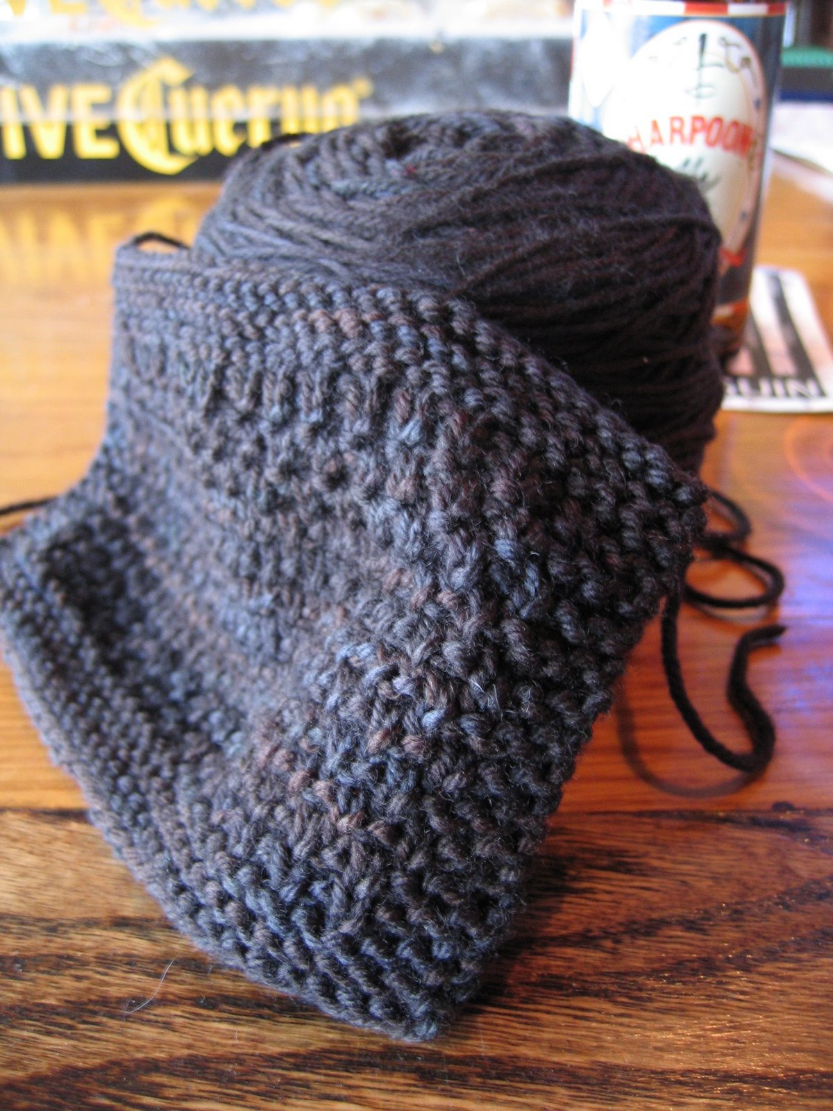 [Inishmore+swatch,+Dream+in+Color+classy+worsted+yarn]