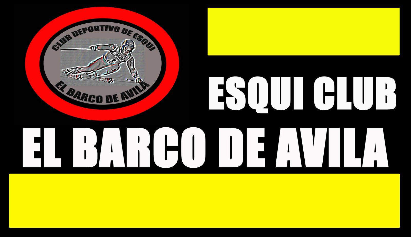 ESQUI CLUB EL BARCO DE AVILA